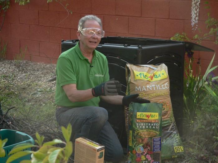 Compost doméstico